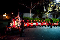 Calistoga Lighted Parade 2015