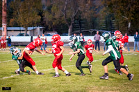 Calistoga Cub Football, last game